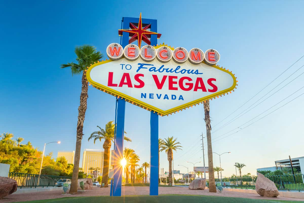 5 raisons d'aller à Las Vegas