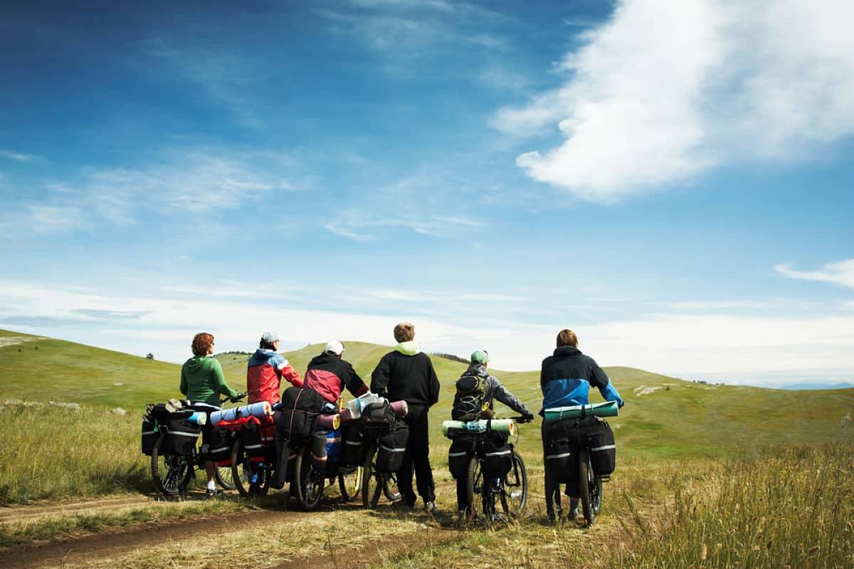 Conseils pour voyager en vélo à travers l'Europe