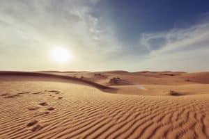 Où dormir dans le désert: Safari Desert Camp, Oman