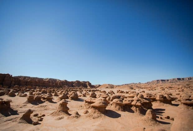 Visiter le Goblin Valley State Park