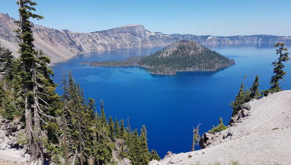 Visiter le parc national de Crater Lake