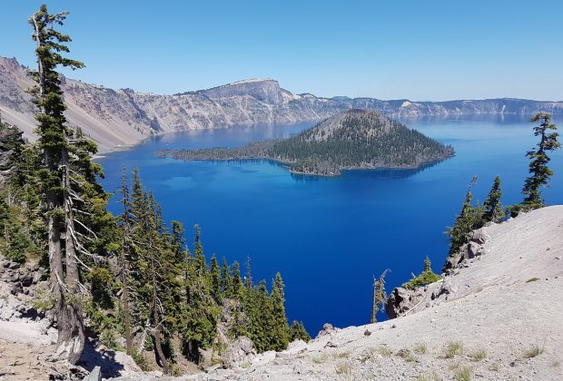 Visiter le parc nationale de Crater Lake
